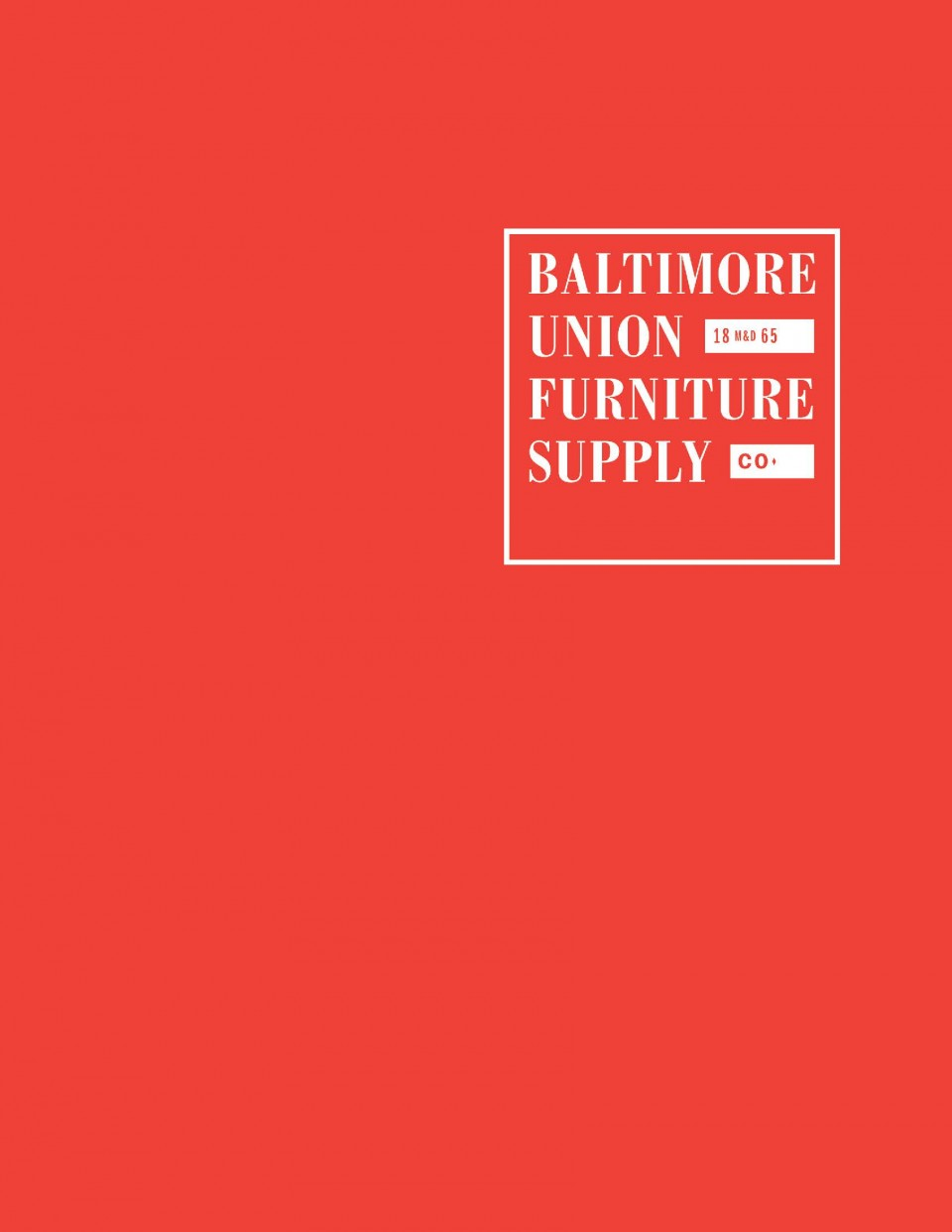 Andrew Gallagher - Baltimore Union Furniture Supply